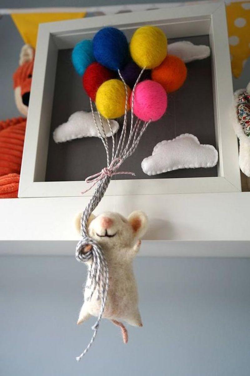 Панно з мишкою – майстер клас