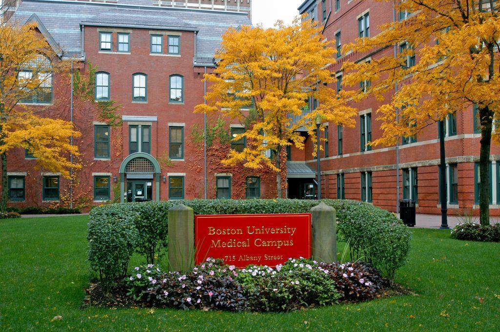Стипендія від Boston University