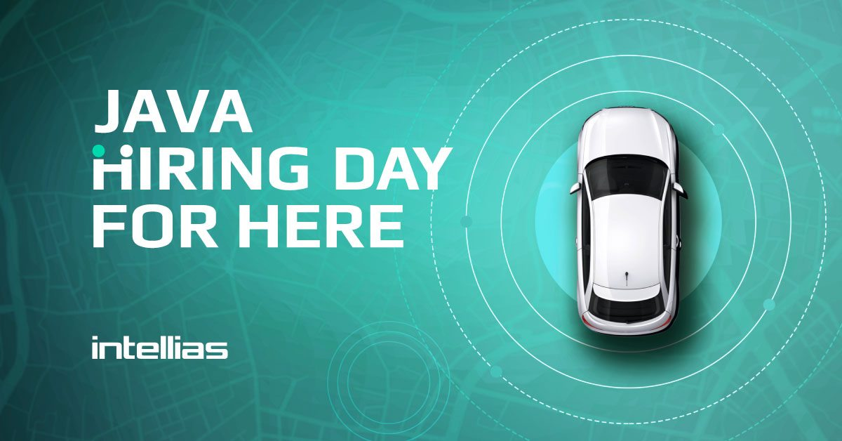 Java Hiring Day for HERE