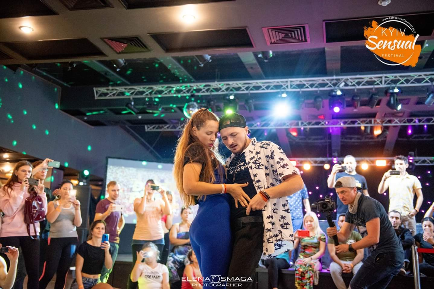 Bachata & Salsa Workshop