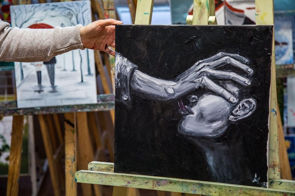 Індивідуальний олійний живопис