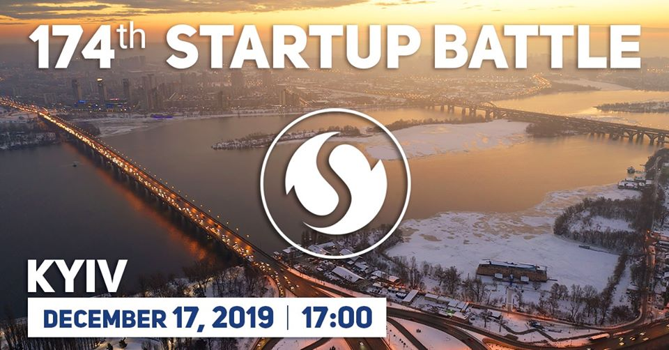 174 Startup Battle Kyiv