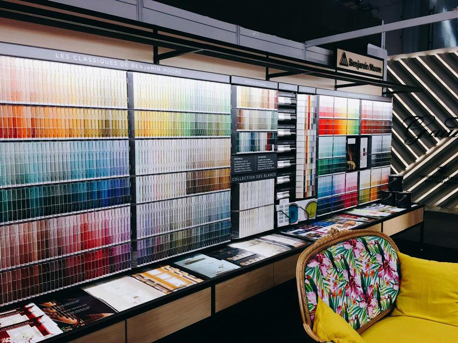 Benjamin Moore оголошує конкурс на кращий інтер'єр з використанням кольорів і продуктів бренду.